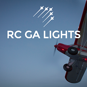 RCGA Lights Homepage